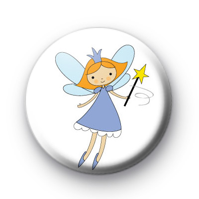 Fairy Wand 2 Button Badges