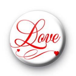 Fancy Love Badge