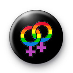 Females in Love badges