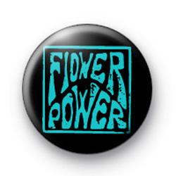 Blue Flower Power badges