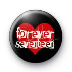 Forever Seventeen Twilight Badges