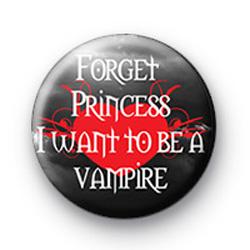 Forget Princess badge
