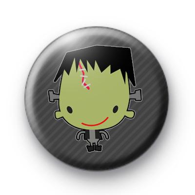 Friendly Frankenstein Badges