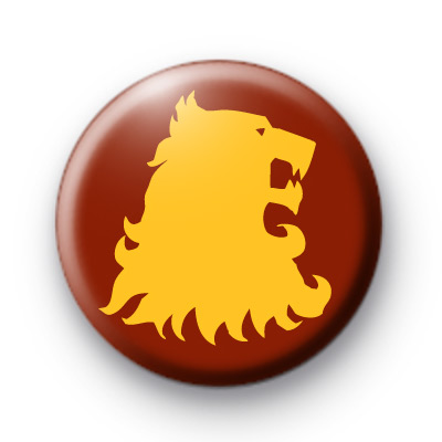 House Lannister Game of Thrones badges