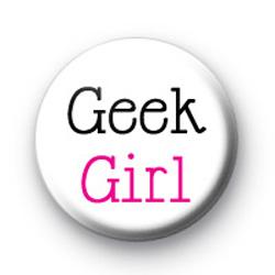 Geek Girl Badge