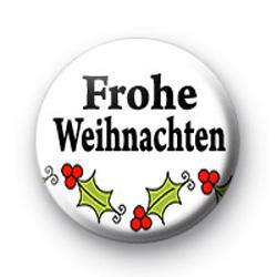 Frohe Weihnachten! badges