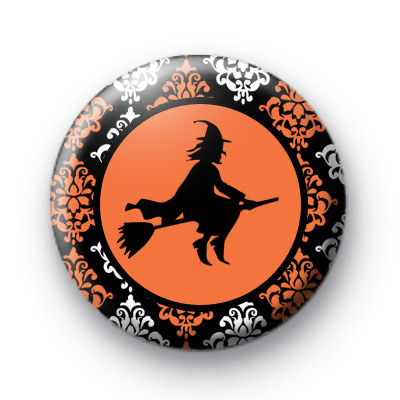 Grab Your Broomstick Badge