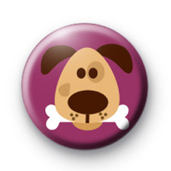 Give a Dog a Bone Badge