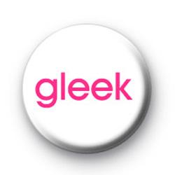gleek glee button badges