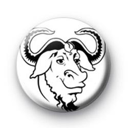GNU Logo Badges