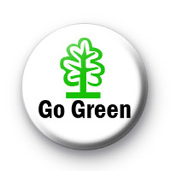 Go Green Tree badges