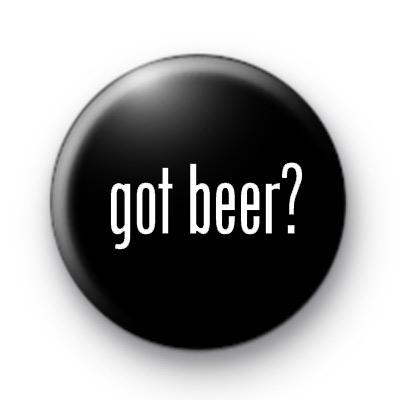 Got Beer badges