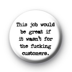 This job would be great clerks badges