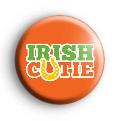 Green and Orange Irish Cutie Badge