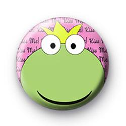 Green Frog Badge