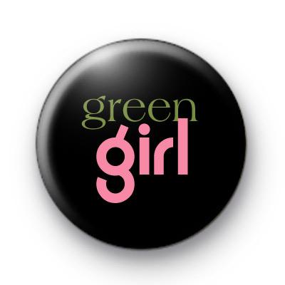 Green Girl Eco Badges