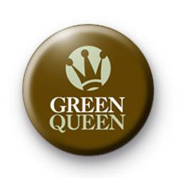 Green Queen Badge