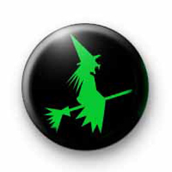 Green Witch badges