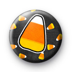 Halloween Candy Button Badges