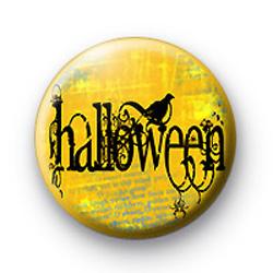 Gothic Halloween Badges