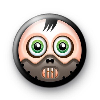 Hannibal Lecter Halloween Badges