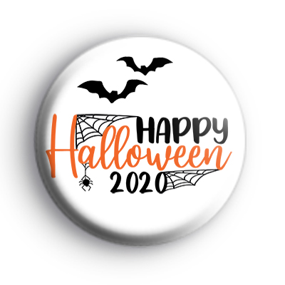 Happy Halloween 2020 Badge