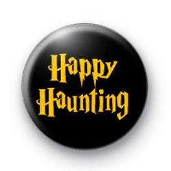 Happy Haunting badges