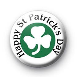 Happy St Patricks Day 2 badges