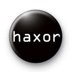 Haxor Badges