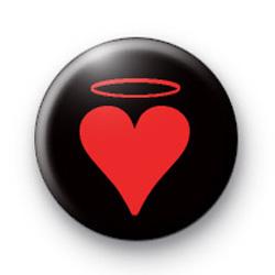 Good Angel Heart Badge