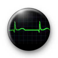 Heart Monitor badges