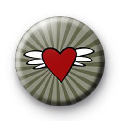 Heart Pop Badge