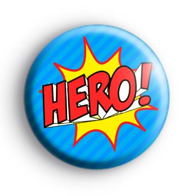 Hero Blue Badge
