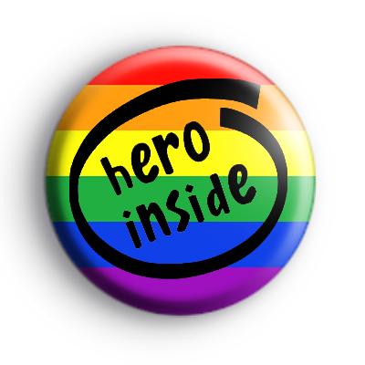 Hero Inside Badge