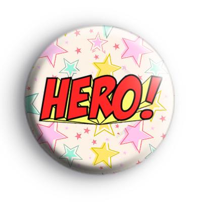 Hero Button Badge