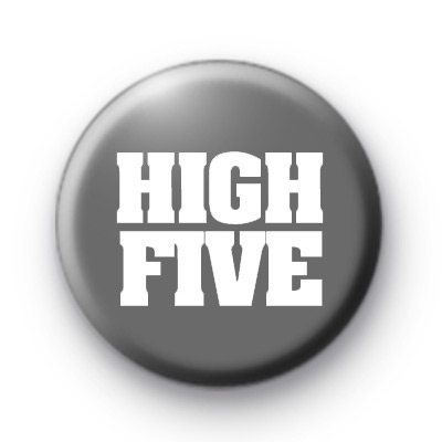 High Five Badge