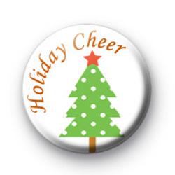 Holiday Cheer Badges