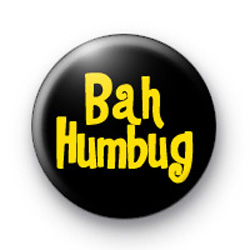 Bah Humbug Badge