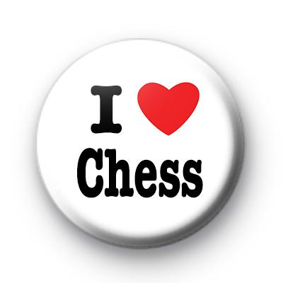 I Love Chess badges