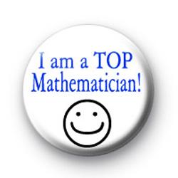 I am a TOP Mathematician badge