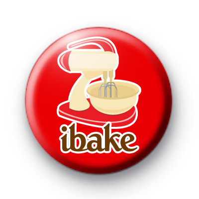 iBake Button Badges