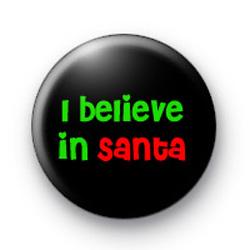 I believe in santa badges