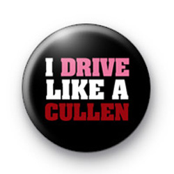 I drive like a Cullen badge