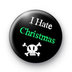I Hate Christmas.I Hate Christmas Badges