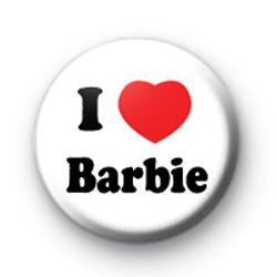 I love Barbie Badges