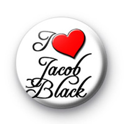 I Love Jacob Black 2 badge