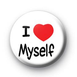 I Love Myself Badges