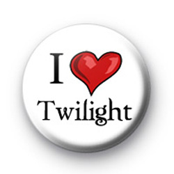 I Love Twilight badges