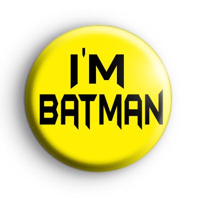 Im Batman Badges