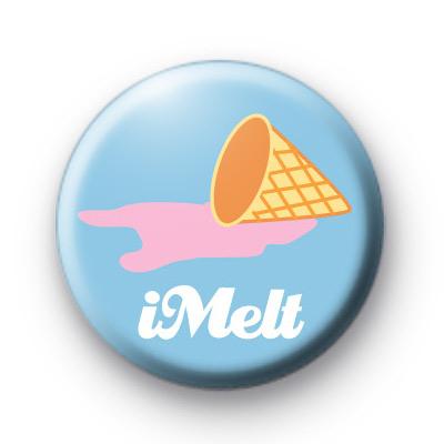 iMelt Ice Cream Button Badges
